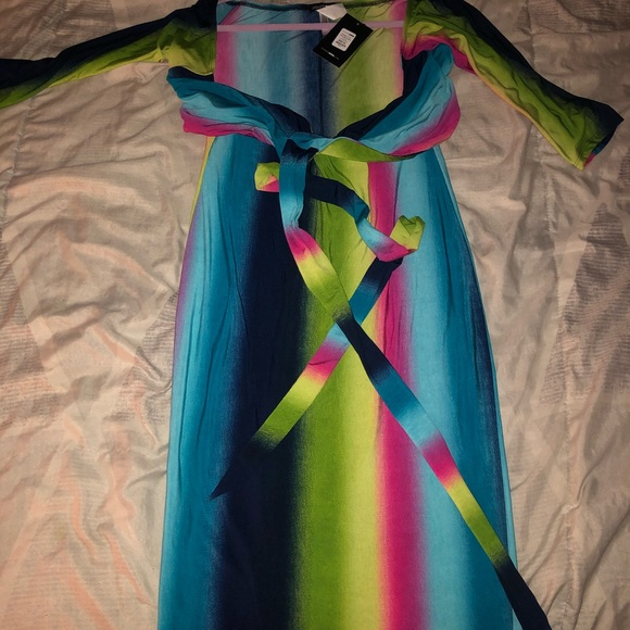Fashion Nova Dresses & Skirts - Multi colored dress